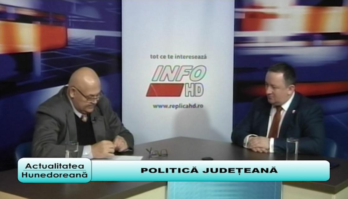 POLITICĂ JUDEȚEANĂ