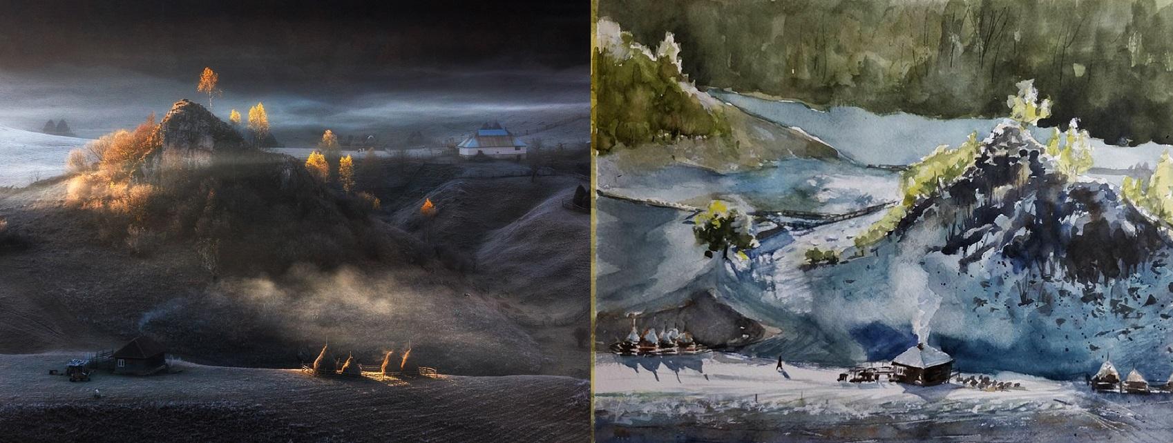 """Fundătura Ponorului: Har din """"Palma lui Dumnezeu"""""""