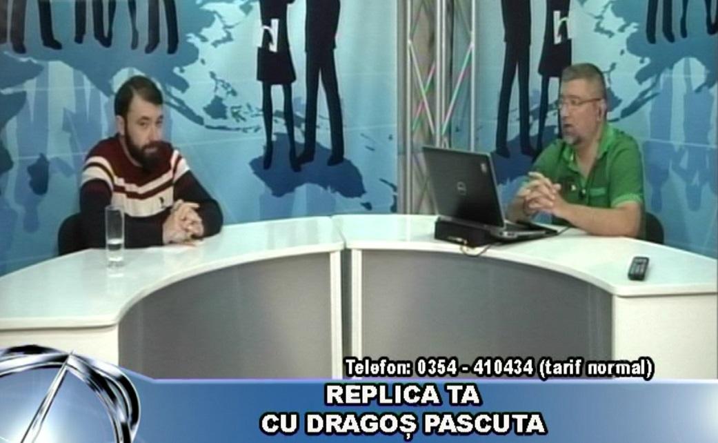 REPLICA TA CU DRAGOȘ PASCUTA – 19 februarie 2020