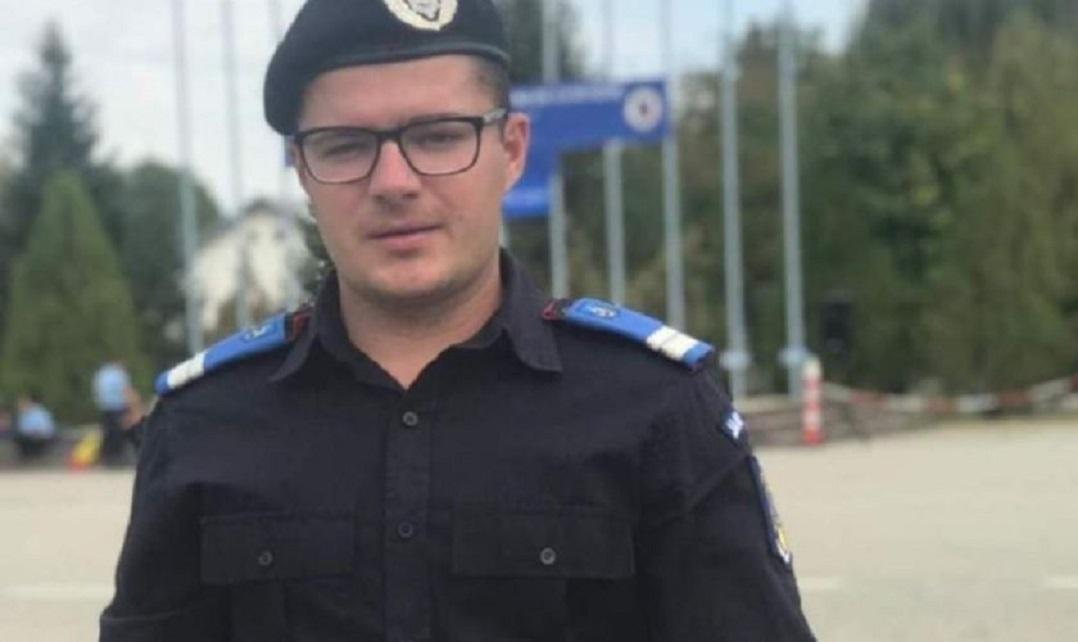 Tânăr jandarm timișorean dispărut, căutat cu disperare de familie și polițiști