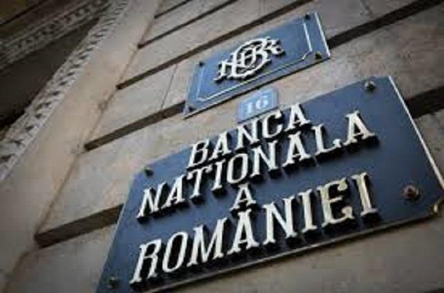 BNR reduce dobânda de politică monetară