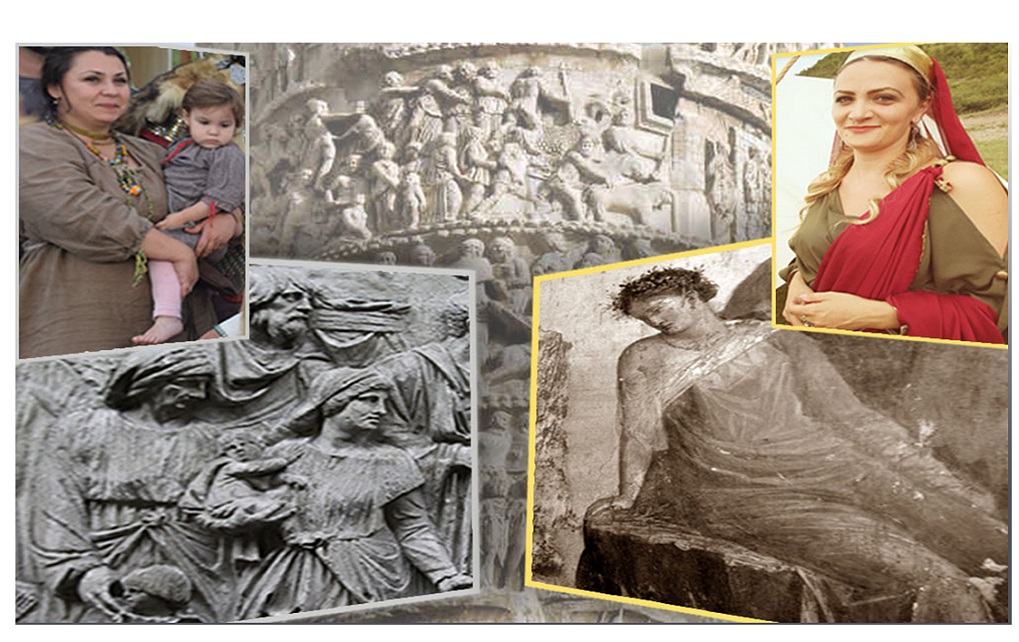 Vocile antice ale neamului: femeile Daciei şi doamnele Miciei romane