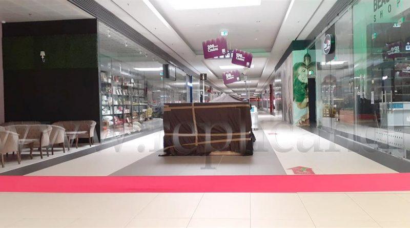 mall Deva pandemie