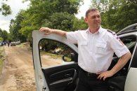 col. Viorel Demean. Inspectorul şef ISU Hunedoara
