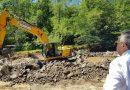 Prefectura Hunedoara: Informare privind situația lucrărilor hidrotehnice și evaluării pagubelor din zona Vața de jos, afectată de inundații