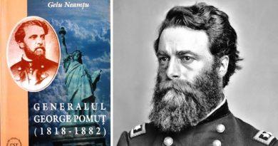 """GEORGE POMUȚ (1818-1882), primul General român din United States Army, un """"Garibaldi"""" al Națiunii Americane, """"erou în viață"""" al Războiului de Secesiune și omul care a cumpărat Alaska!"""