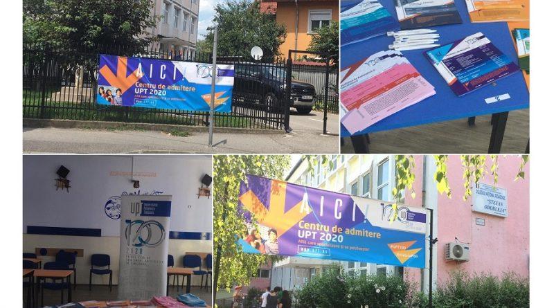 """Încep înscrierile la Universitatea Politehnica Timișoara. Candidații se pot înscrie la centrul zonal deschis la Colegiul Național """"Decebal"""" Deva"""