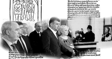 COȘMARUL ZILELOR NOASTRE: PSD, între spânzurații lui Villon și balconul lui Ceaușescu
