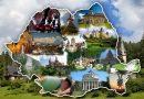 Capacitatea de cazare turistică a crescut în România, în primele șapte luni