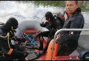 Operaţiunile de căutare, în mediul acvatic pe lacul de acumulare Cinciş, continuă şi astăzi | VIDEO