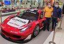 Mașina cu care Mihai Leu va concura la Campionatul Național de Super Rally este expusă la Shopping City Deva