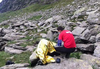 Bărbat găsit mort pe munte, pe o potecă secundară din Masivul Parâng