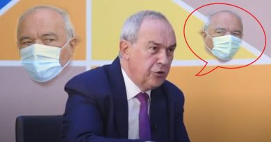 """PORTRET AL POLITICIANULUI ÎN AGONIE. Spaimele lui Laurențiu Nistor sau gâlceava """"Înțeleptului"""" din Bulă"""
