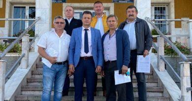 Asociere între cinci comune și orașul Geoagiu pentru gazul metan