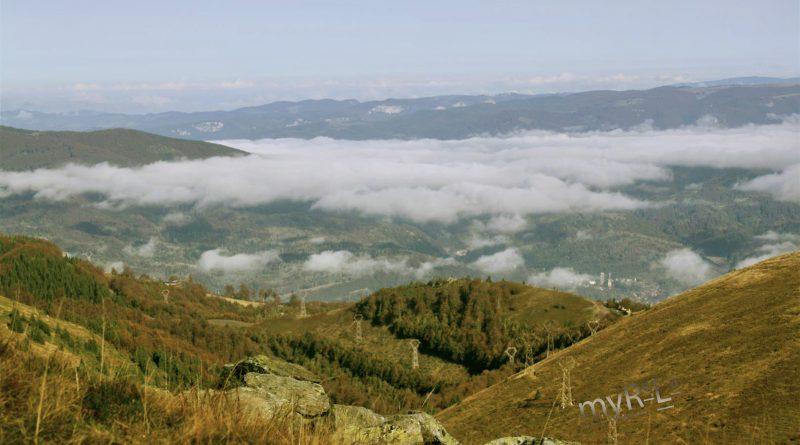 Vreme frumoasă în zona de deal și munte
