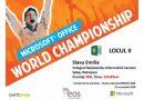 O elevă din județ, locul 2 la etapa națională a concursului WORLD CHAMPIONSHIP – MICROSOFT OFFICE