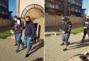 Doi tineri hunedoreni au fost arestați preventiv, în cazul mai multor infracţiuni de furt din societăţi comerciale
