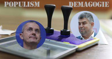 BLACK FRIDAY ELECTORAL: Demisiile pe pensii speciale, încă o lopată de mocirlă politică aruncată pe ochii alegătorului