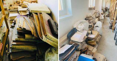Violeta Alexandru, nemulțumită de felul în care a găsit arhiva Casei de Pensii Covasna