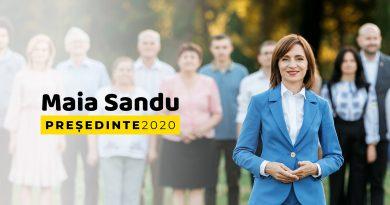 MAIA SANDU: O victorie europeană, o lecție românească pentru toți românii
