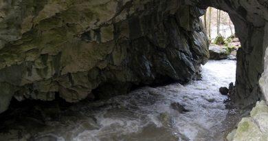 Una din cele două minuni ale naturii, în județul Hunedoara