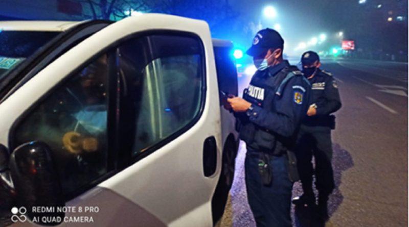 Acțiuni de verificare a respectării măsurilor de protecție, pe raza județului Hunedoara