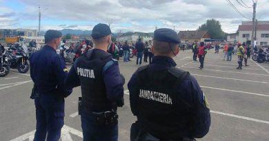 Inspectoratul de poliție al județului Hunedoara, la ceas de bilanț