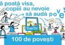 """Programul naţional """"Citeşte-mi 100 de poveşti!"""", lansat online"""