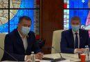 Discuții cu premierul Florin Cîțu, pe teme majore