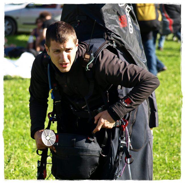 Ștefan CEPARU - parapantist