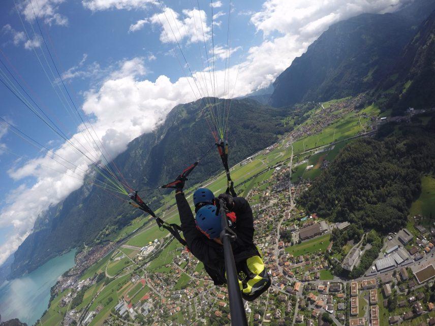 În Elveția