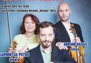 """,,Trio Petre"""" în concert online – miercuri, 28 aprilie, ora 18:00"""