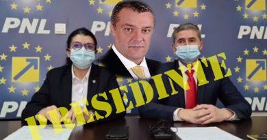 VARĂ FIERBINTE ÎN PNL: Primarul Devei, Florin Oancea, atacă poziția de lider județean al liberalilor hunedoreni
