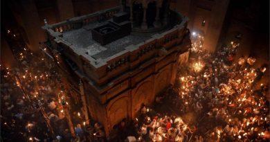Lumina Învierii și biruința asupra fricii