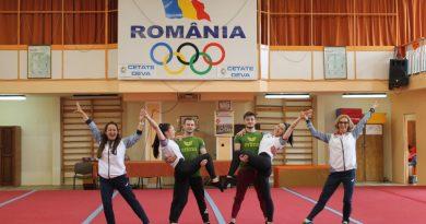 Performanţă la Mondiale. Gimnaştii de aur ai Devei