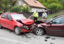Accident grav pe DN 66, în Petroşani: două autoturisme au intrat în coliziune frontală