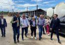 Ministrul Agriculturii, Adrian Oros, a efectuat ieri o vizită de lucru în județul Hunedoara