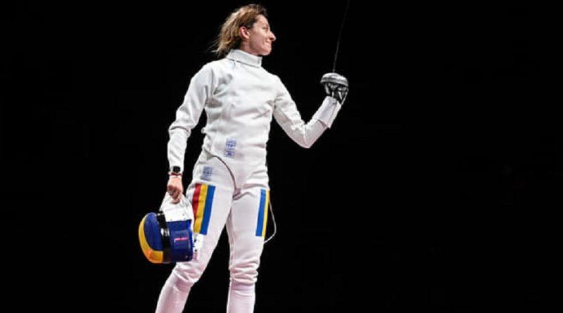 Prima medalie pentru România la JO de la Tokyo: Ana Maria Popescu câștigă medalia de argint la spadă