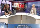 REPLICA TA CU DRAGOȘ PASCUTA – 23 iulie 2021 Invitată: Ioana BOGDAN, chef, antreprenor, manager Ritual by Ioana Bogdan
