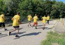 Marșul factorilor poștali – Competiție sportiv-profesională