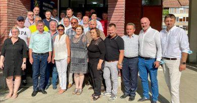 PNL Hunedoara a bătut în cuie votul la congres pentru Florin Cîțu