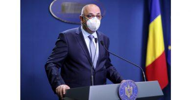 Raed Arafat: Valul patru al pandemiei de COVID-19 ar putea dura până la finalul lunii noiembrie