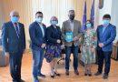 Prefectul județului Hunedoara s-a întâlnit cu guvernatorul Districtului LIONS România