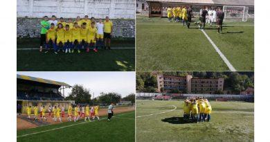 Reprezentativa U19 de fotbal a CS CFR Simeria s-a calificat în play-off-ul Campionatului Național