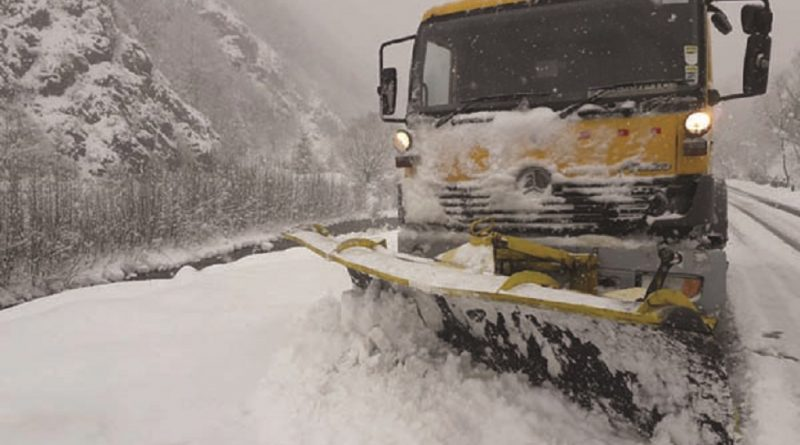 Cum se va acționa pe timpul iernii pe drumurile județene?